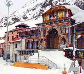 Badrinath Tour Package in 5 Days with Budget Hotels