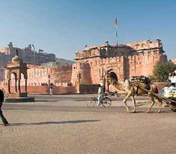 9 Days Rajasthan Tour with 4 Star Hotels in November