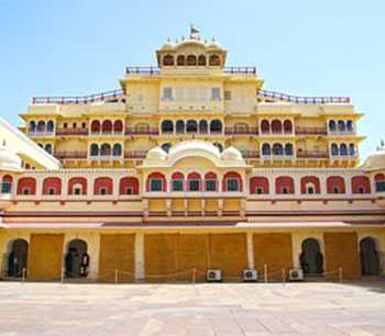 Rajasthan Package in 4 Days with 3 Star Hotels in October