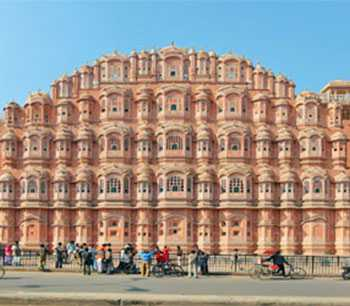6 Days Golden Triangle Tour with 4 Star Hotels in December