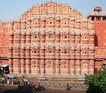 7 Days Golden Triangle Tour with Bharatpur