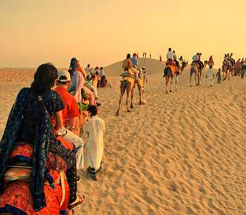 Colourful Rajasthan in 9 Days Sightseeing Tours