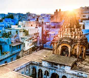 Rajasthan Tour in 5 Days with Deluxe Hotels in November