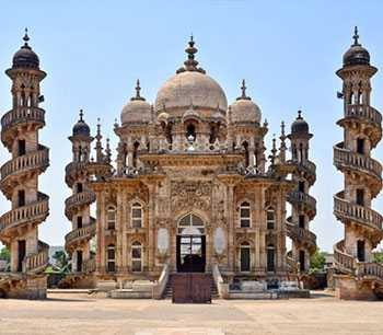 Gujarat Tour Package 12 Night 13 Days with Deluxe Hotels