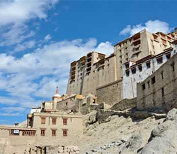 Golden Triangle with Ladakh in 12 Days