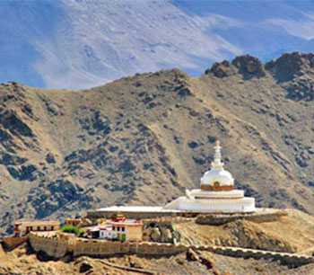 7 Days Leh Ladakh Tour with Budget Hotels in May