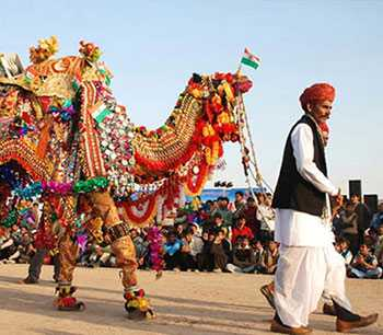 Rajasthan Tour Package For 4 Nights