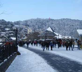 4 Days Shimla and Chail Tour Package