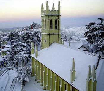Shimla and Manali in 8 Days with 3 Star Hotels in October