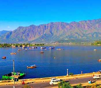 8 Days Kashmir with Golden Triangle