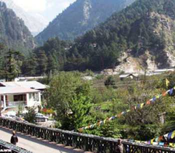 Char Dham with Deluxe Hotel in 12 Days